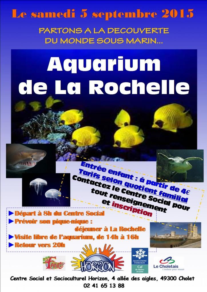Affiche Aquarium sept 2015 - Copie