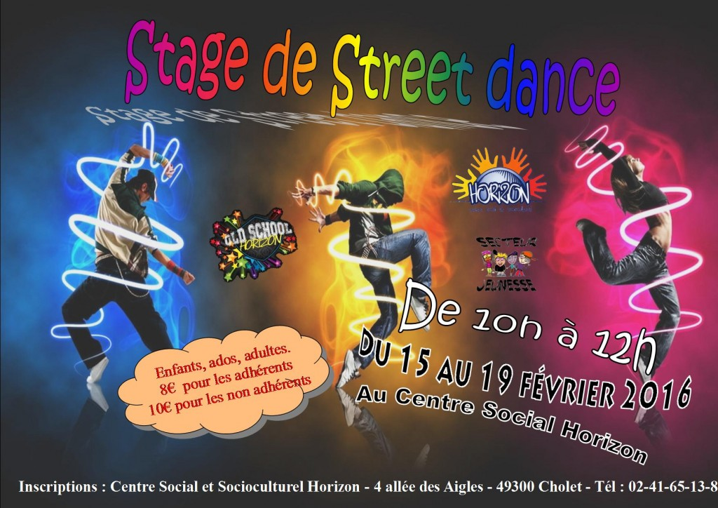 street dance fev 2016